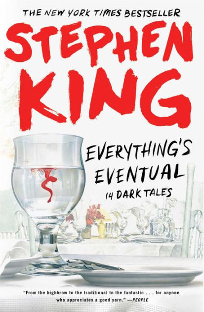 Everything's Eventual: 14 Dark Tales Book Cover