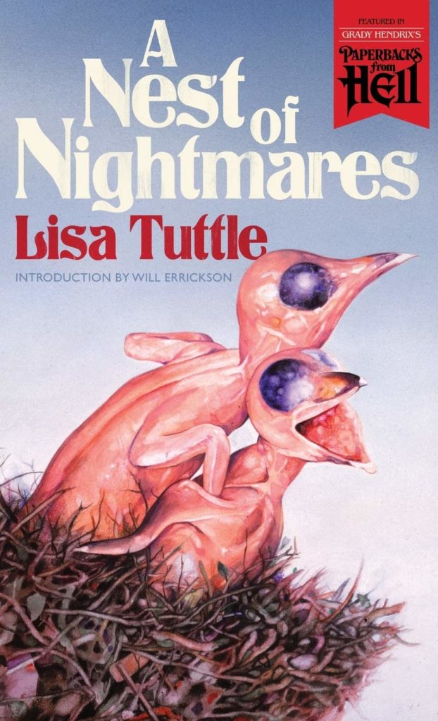 A Nest of Nightmares Book Cover